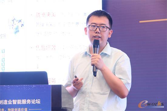 潍柴动力股份有限公司企业管理与信息化部部长孙腾