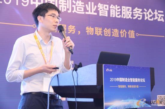 中国铁建重工隧道建造技术与智能系统研究院许昌加院长